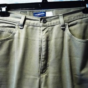 Liz Claiborne jeans, size 10R, classic fit